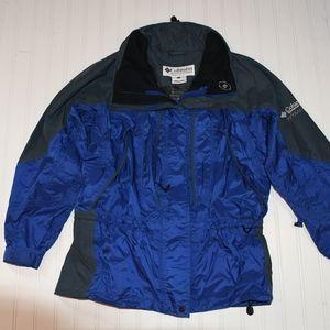 Columbia Outerwear Shell Winter Ski Jacket, Size M